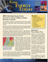 Fossil Energy Today, Issue No. 1, First Quarter, 2011